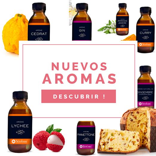 nuevos aromas Néroliane